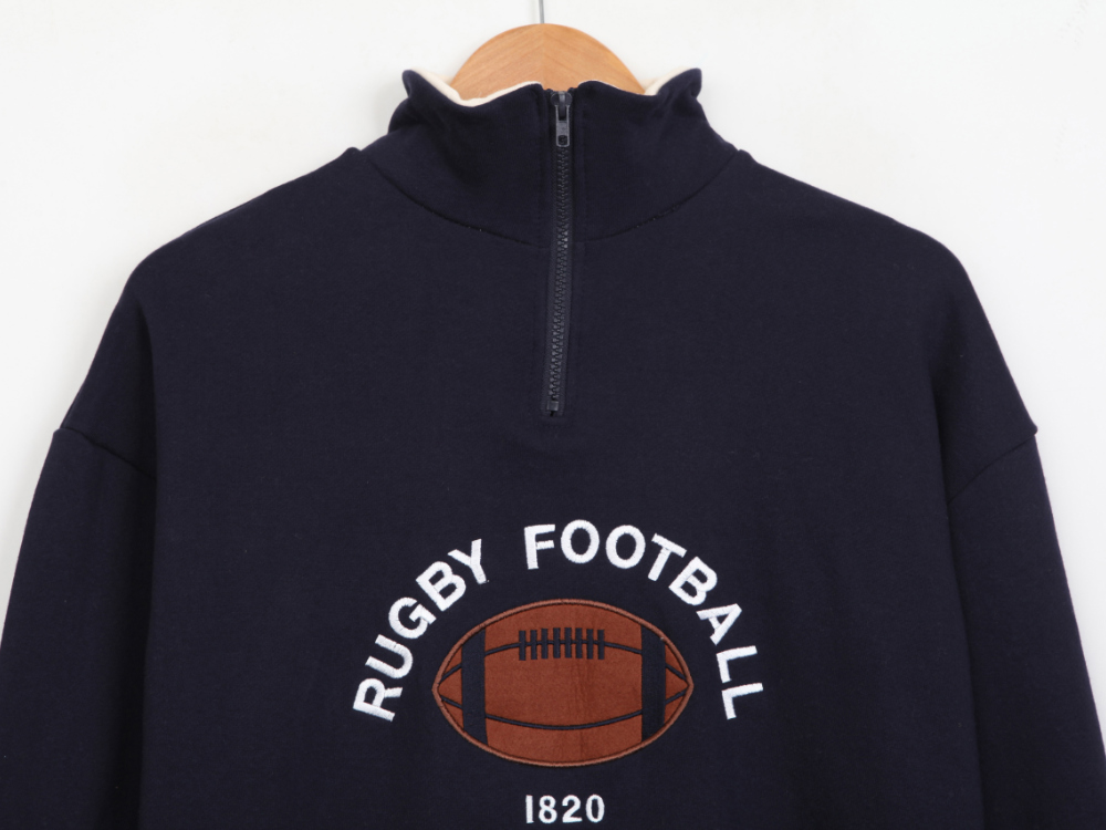 Rugby Football Arrivals