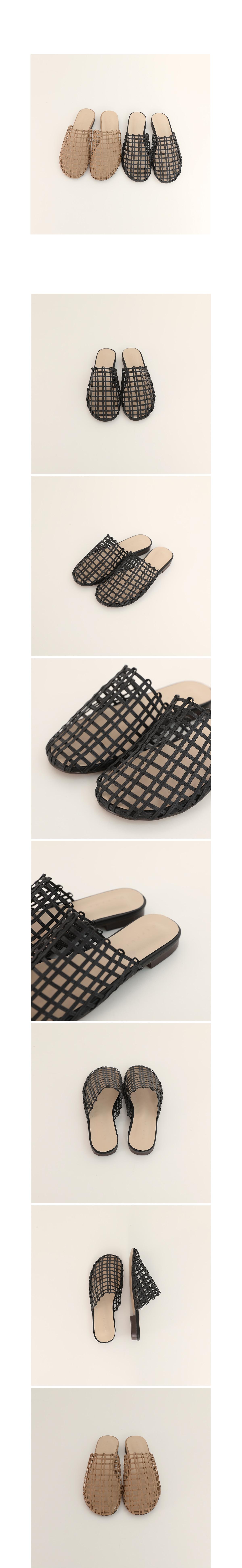 Weaving Ethnic Slippers