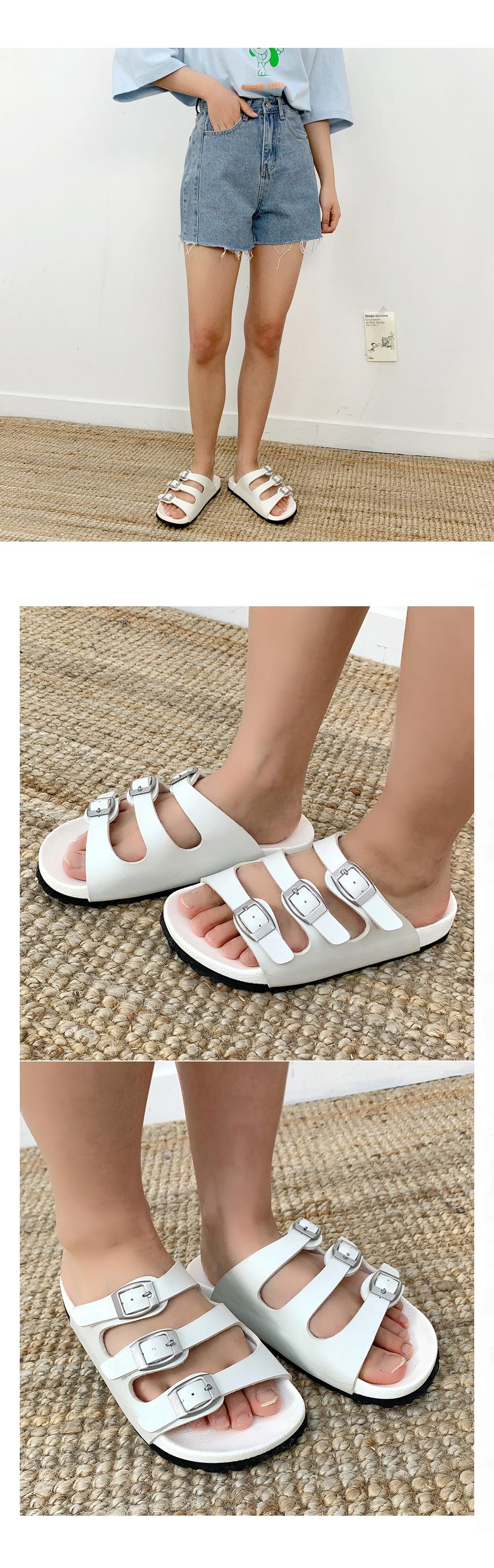 Floriburken Sandals