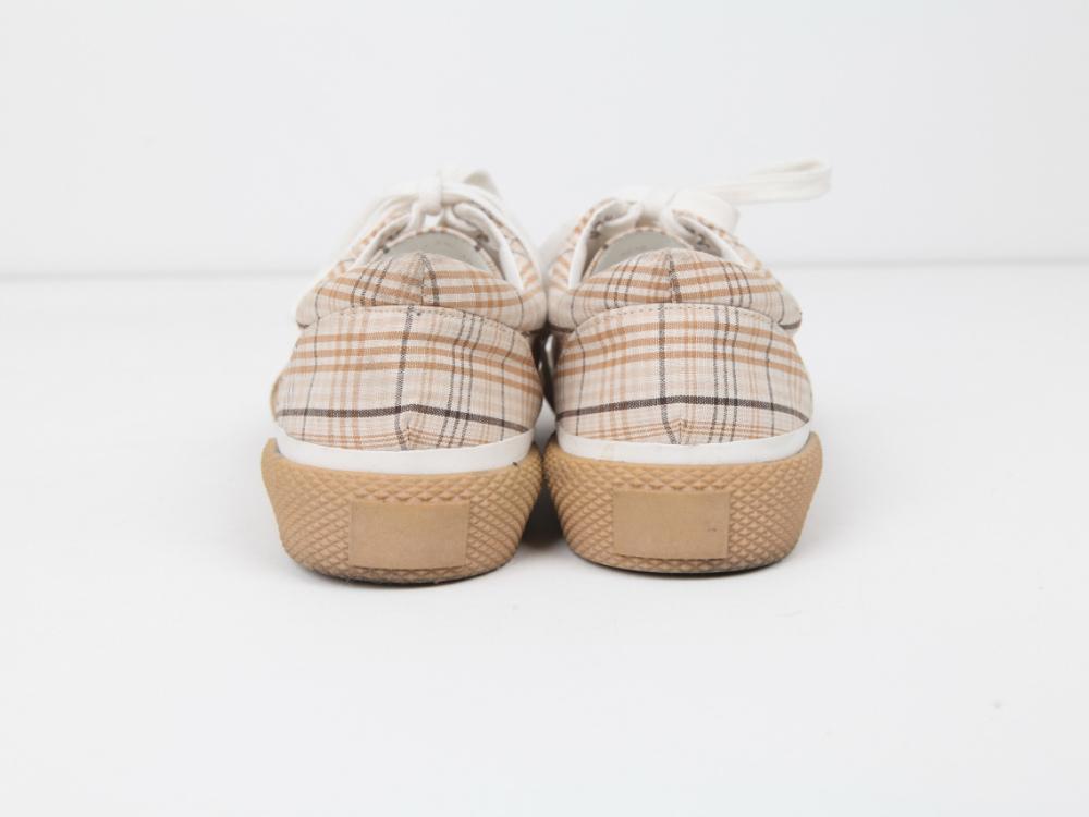 Vintage Check Sneakers