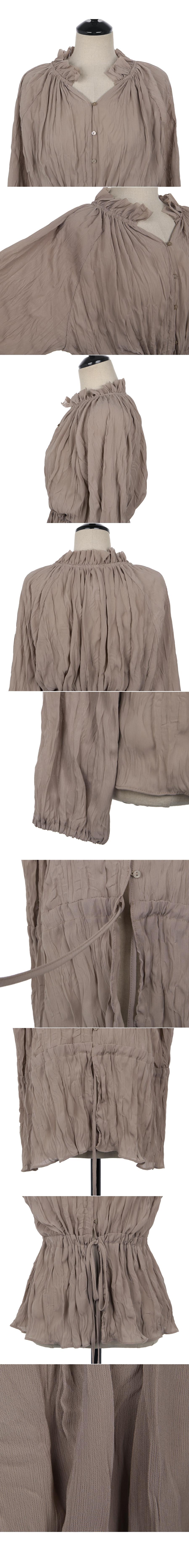 Wrinkle wrinkle bl brown