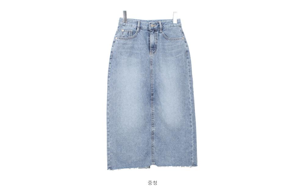 レイヤひらきスカート