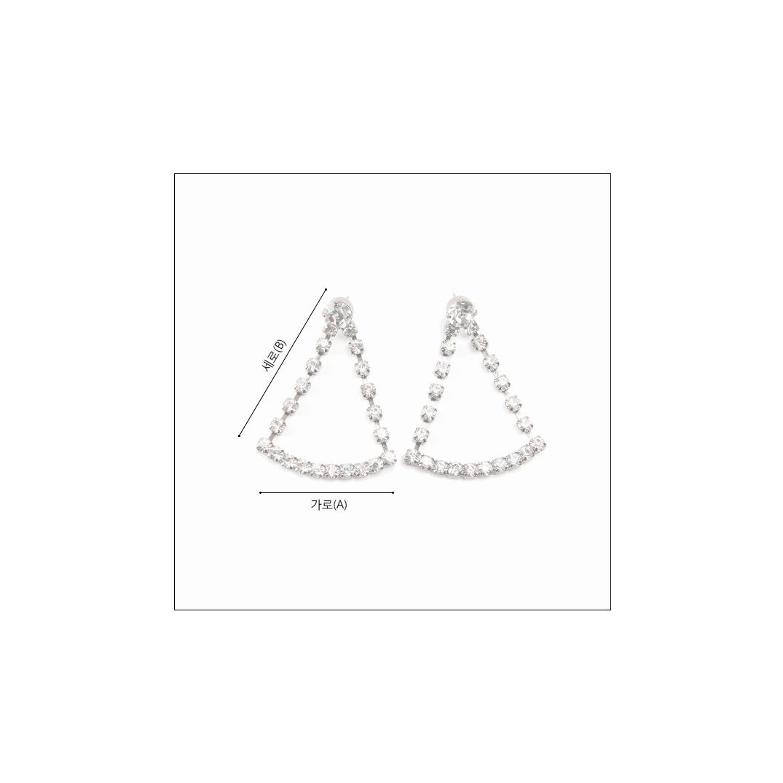 shua cubic earring
