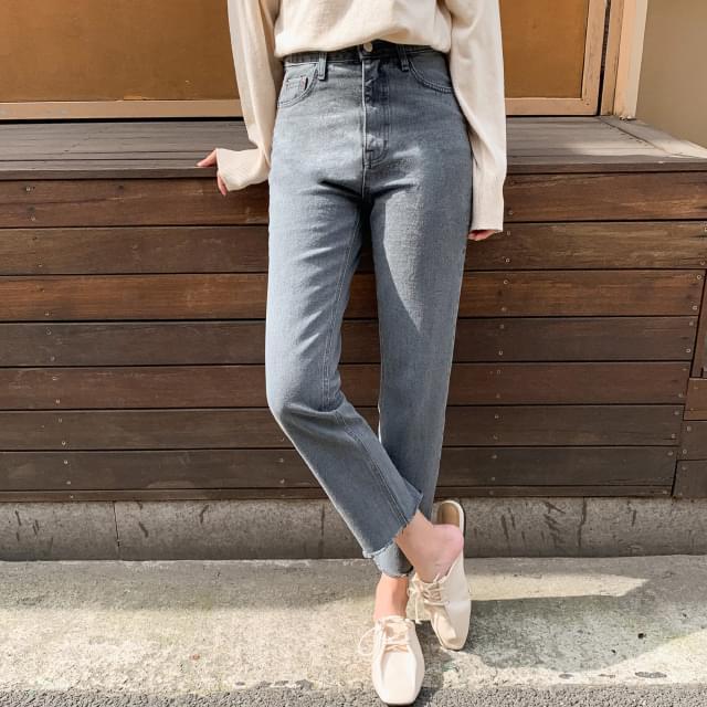 High West Vintage Gray Jeans-pt