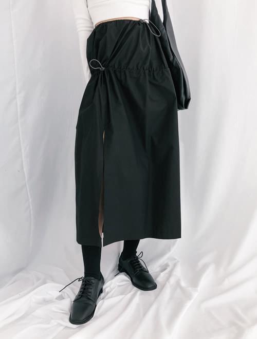 Meshing trim skirt