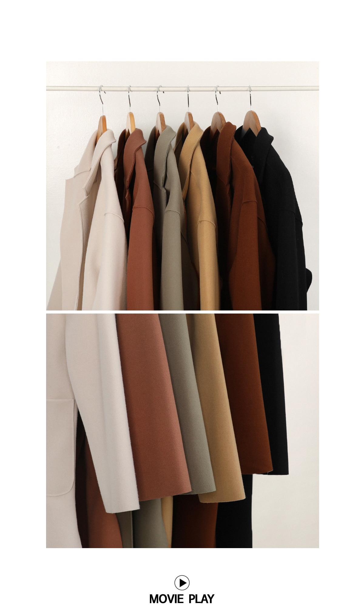 Rave simple color coat