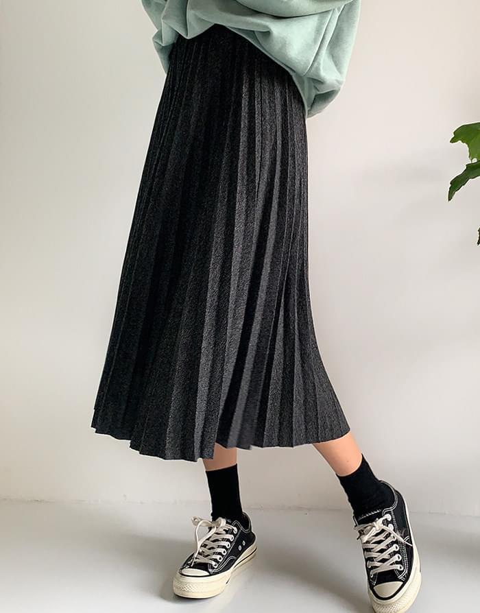 Boca Pleated Skirt