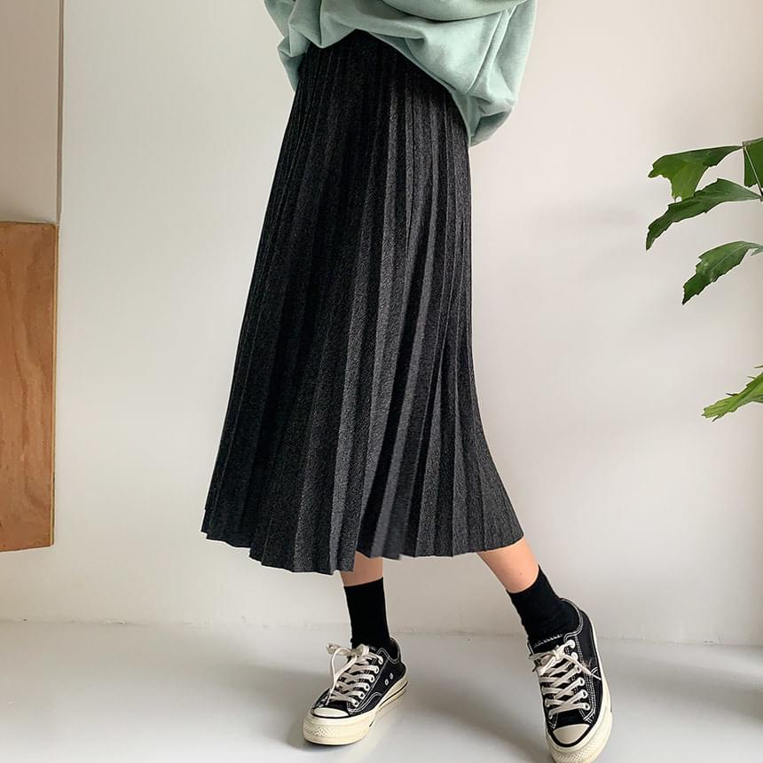 Boca Pleated Skirt skirt