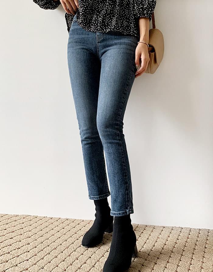 Dark Washed Jean