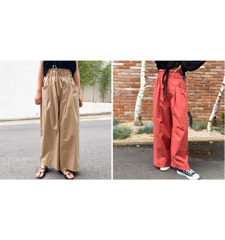 Wide Winner Bending Pants