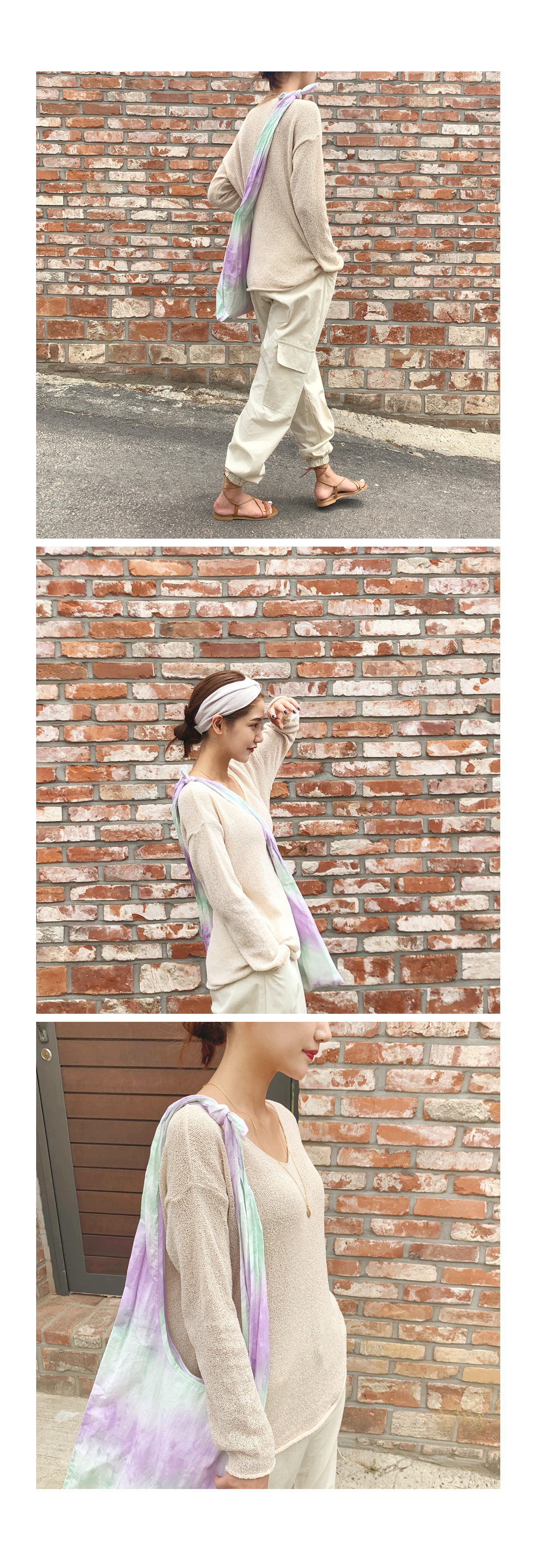 Ruzpit Melody Summer Knit