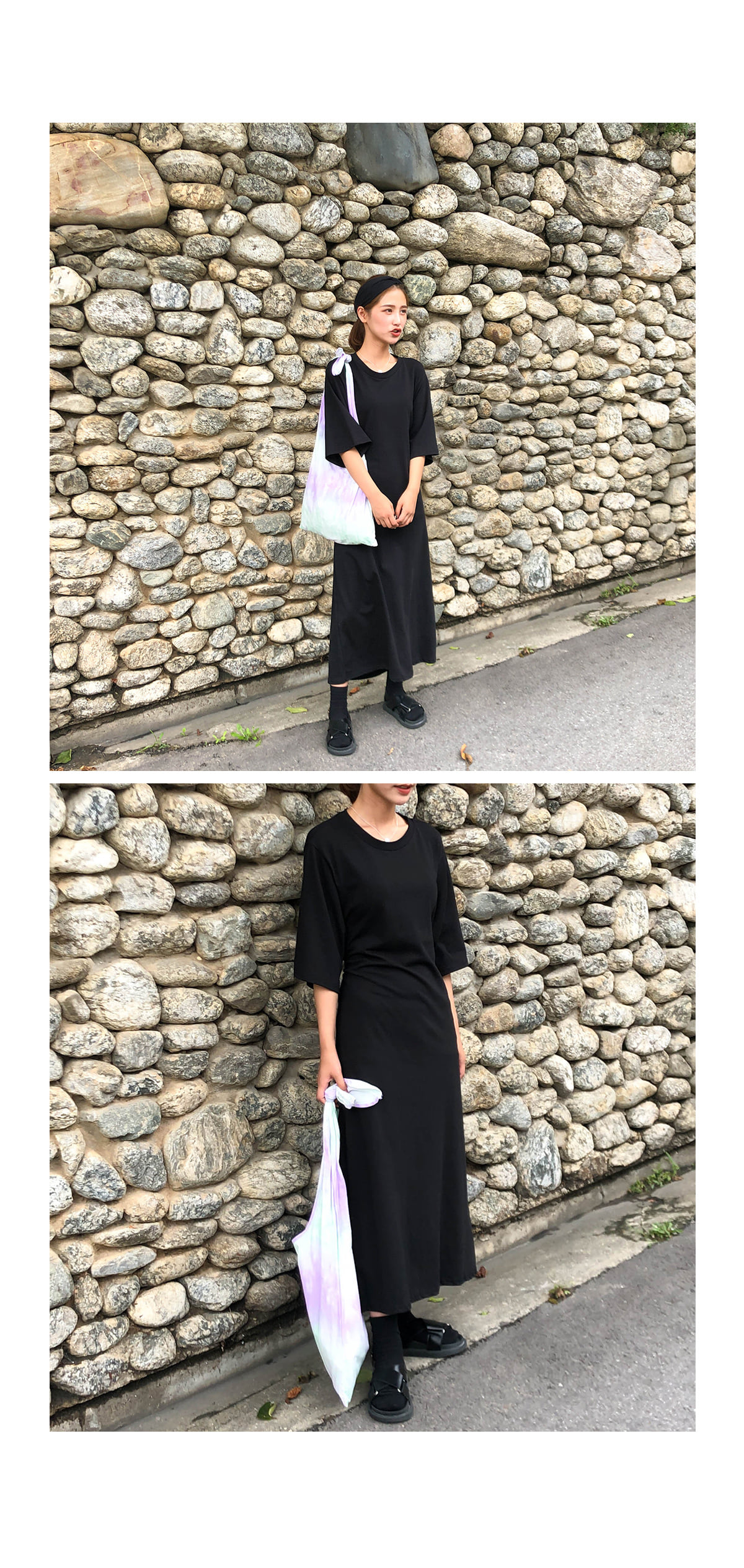 JOAN Long Dress