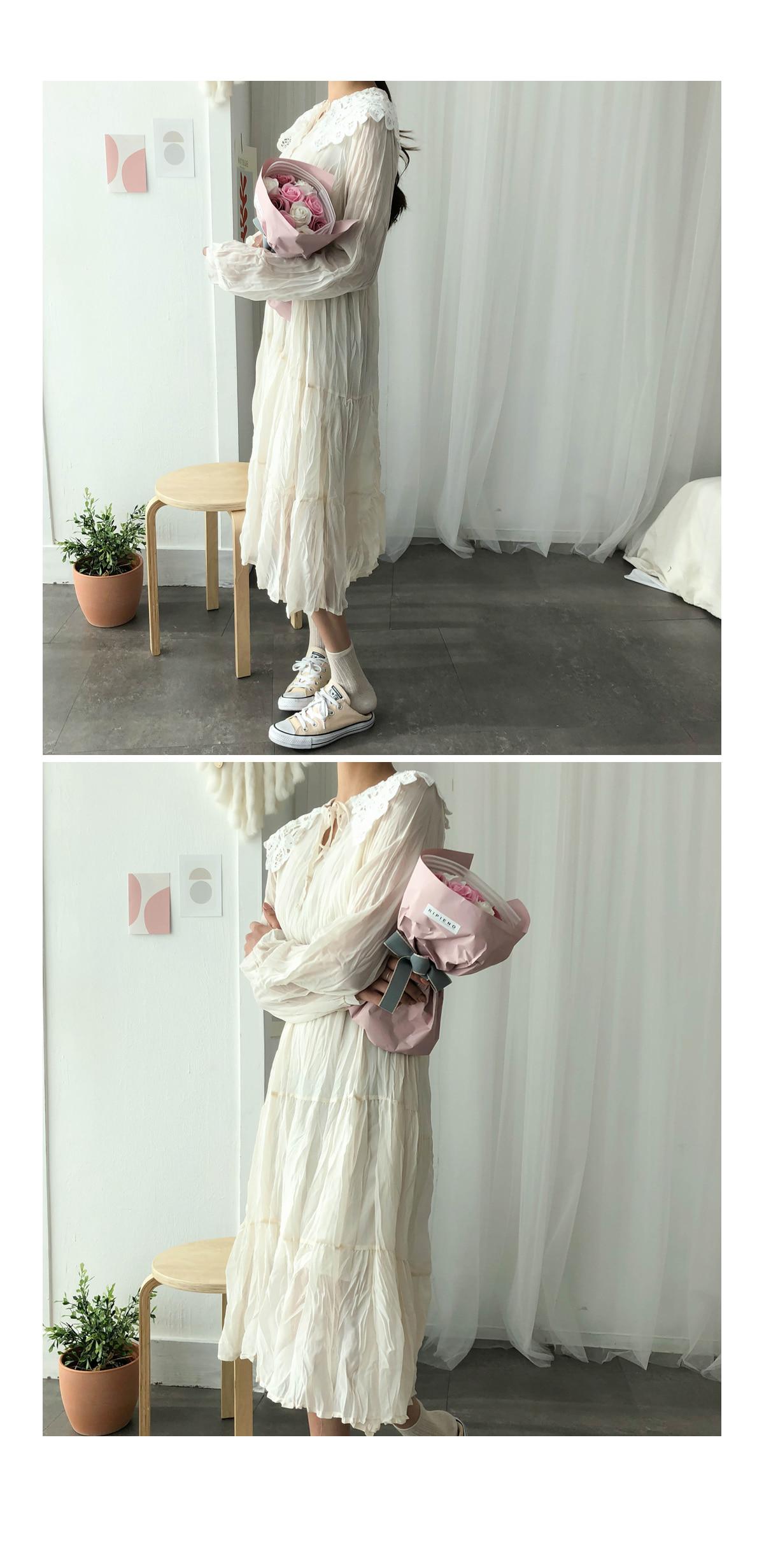 Lace Pole Dress