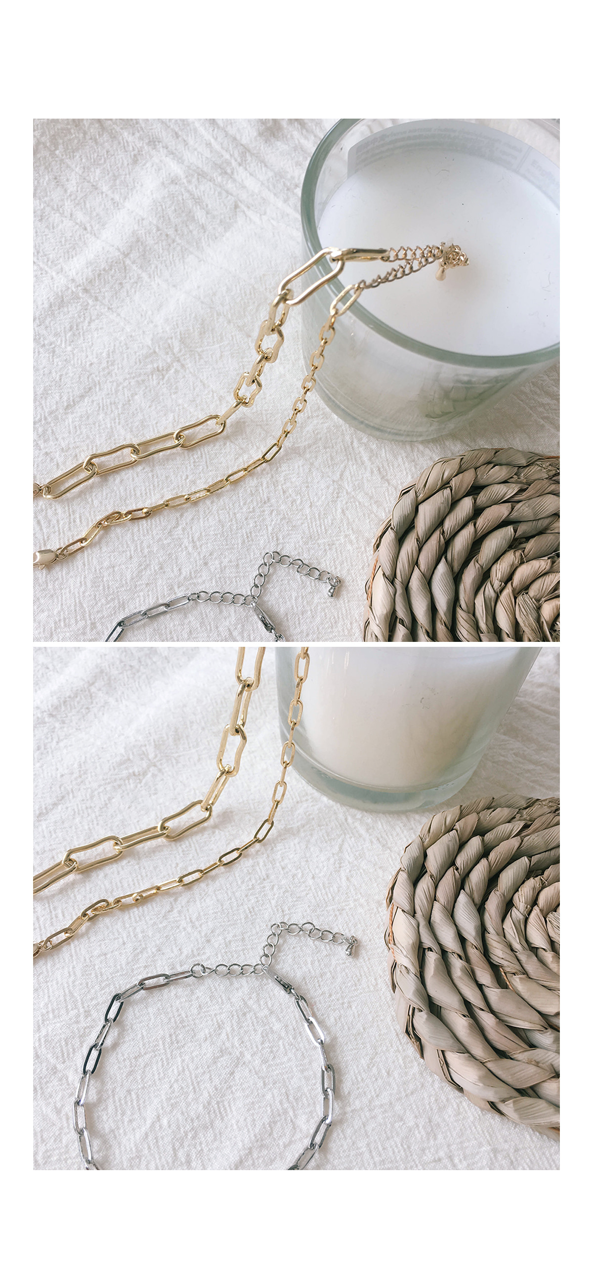 Bold Loa Chain Bracelet