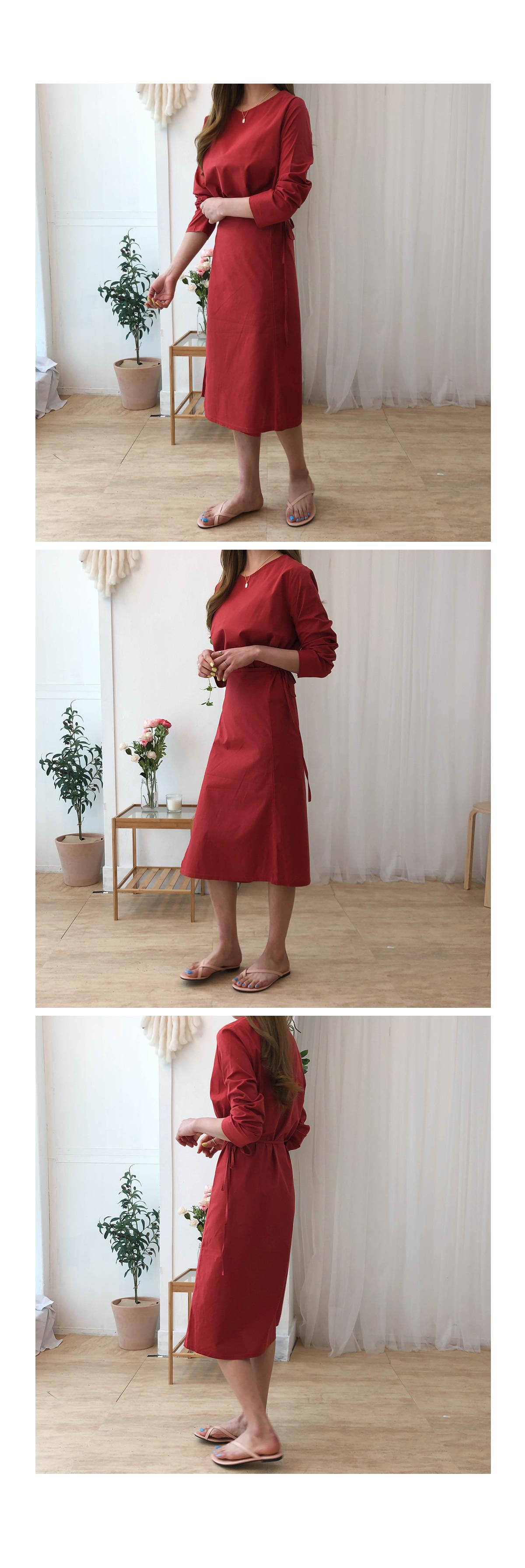 Cotton Enz Rap Dress