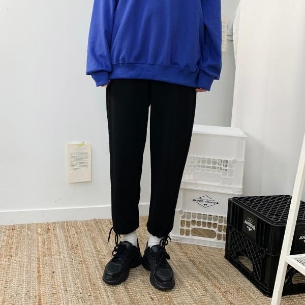 Tre basic plain jogger P 長褲