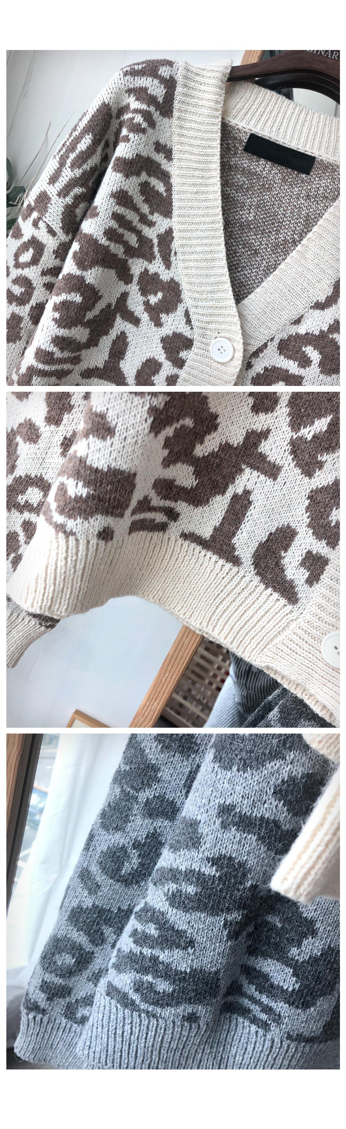 Hope Mu knit cardigan