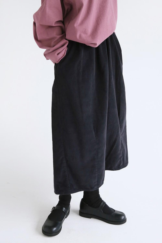 corduroy flare skirts