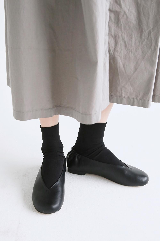 basic slim socks