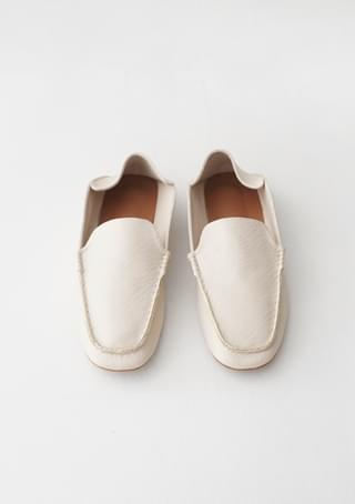 comfortable folded loafer (6colors)
