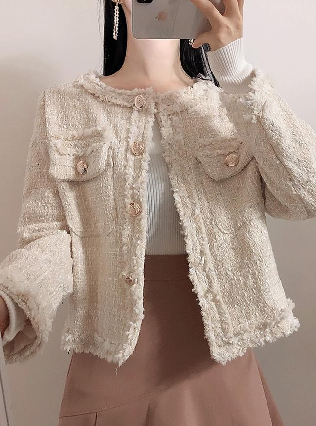 Special Price ♥ Sua Tweed Jacket