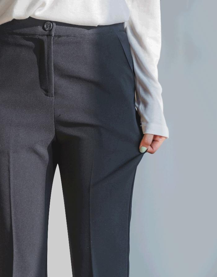 The world's easiest tall girl slacks # 159cm or less