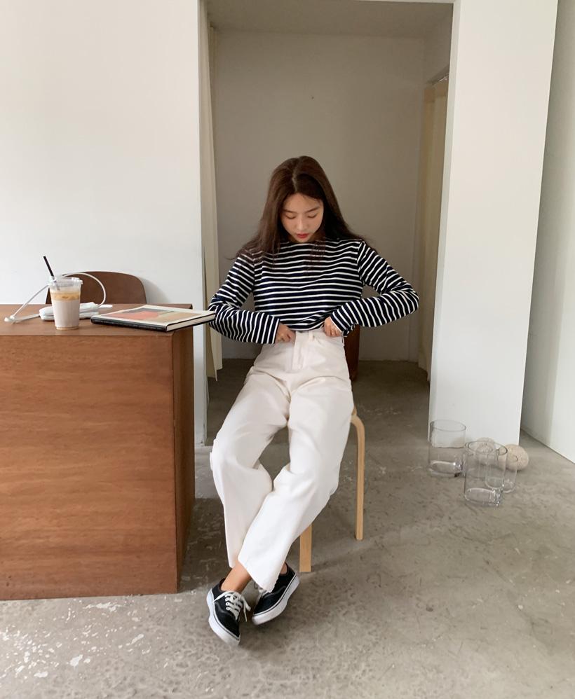 Urban boy-fit cotton pants_C