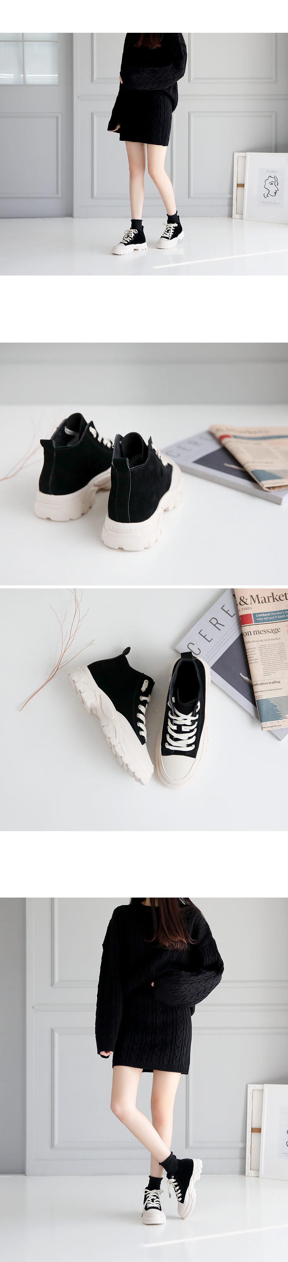 MiloTZ sneakers 4cm