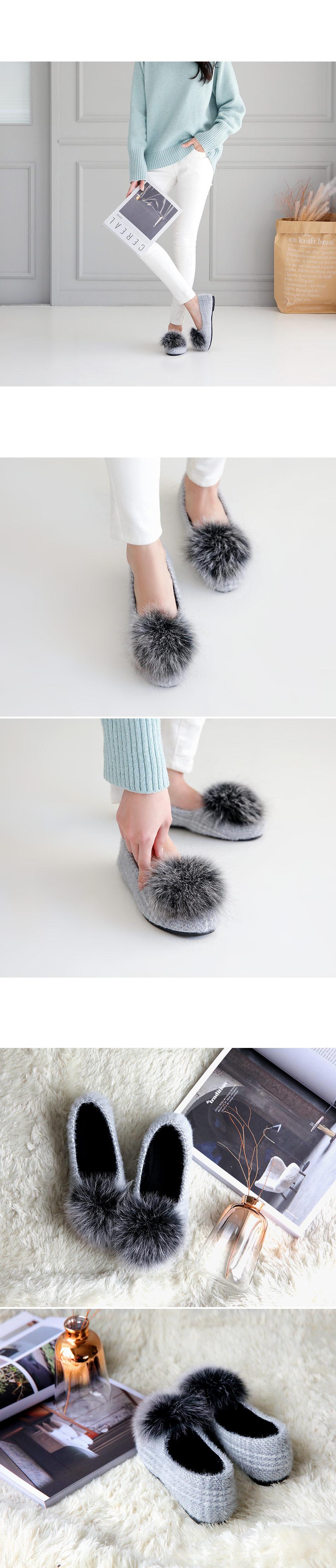 Two-elon per flat shoes 1cm