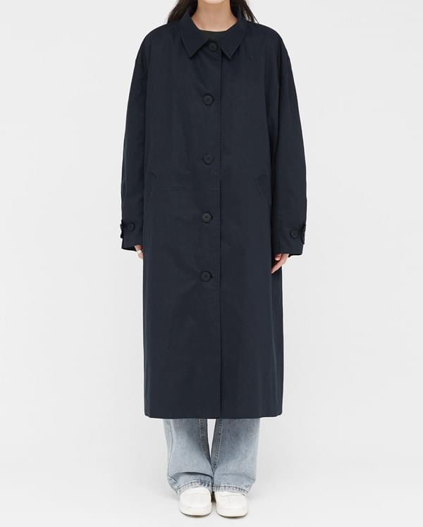 frank overfit trench coat