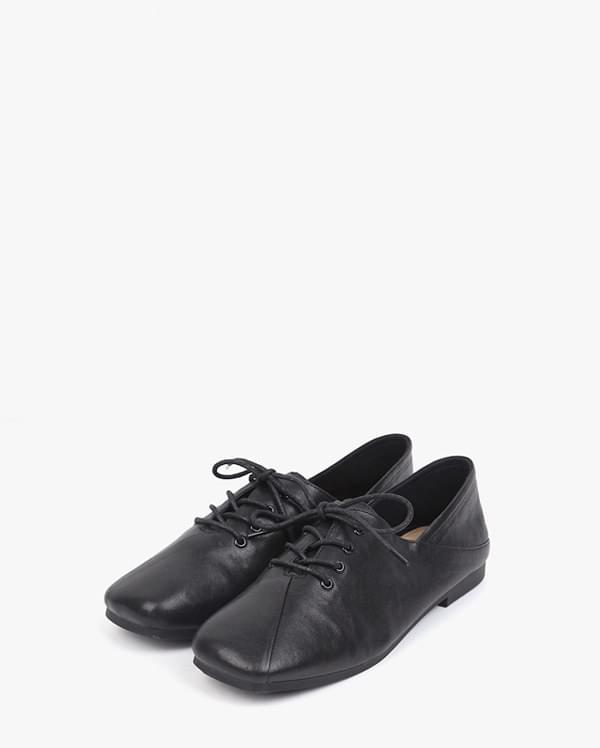 real leather shape loafer (230-250)