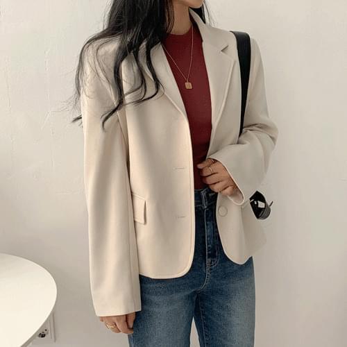 Mikkelvan cropped jacket