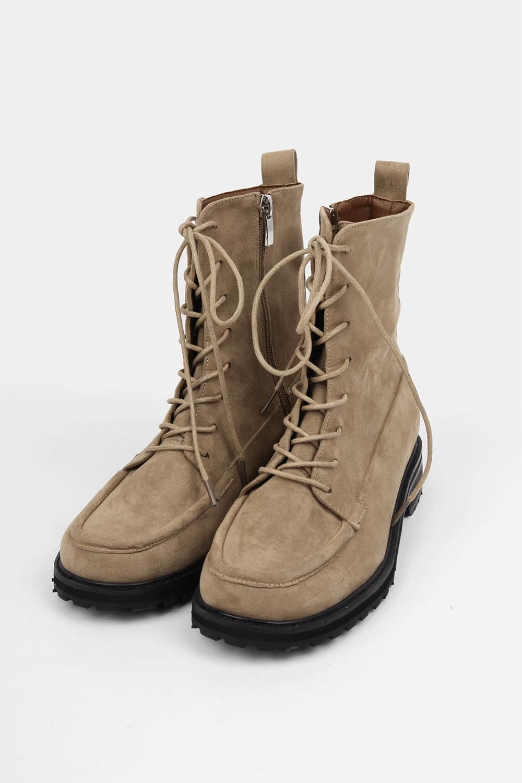 suede desert boots (2colors)