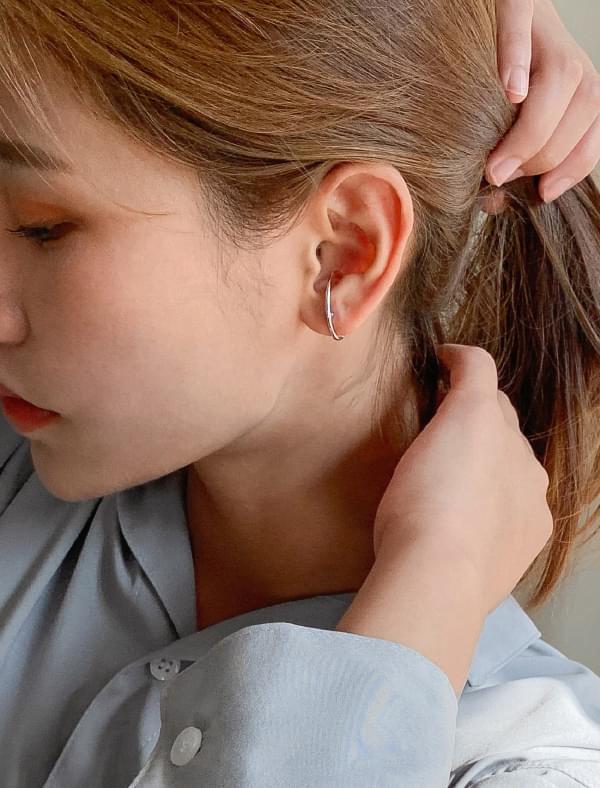 unique mood slim earring