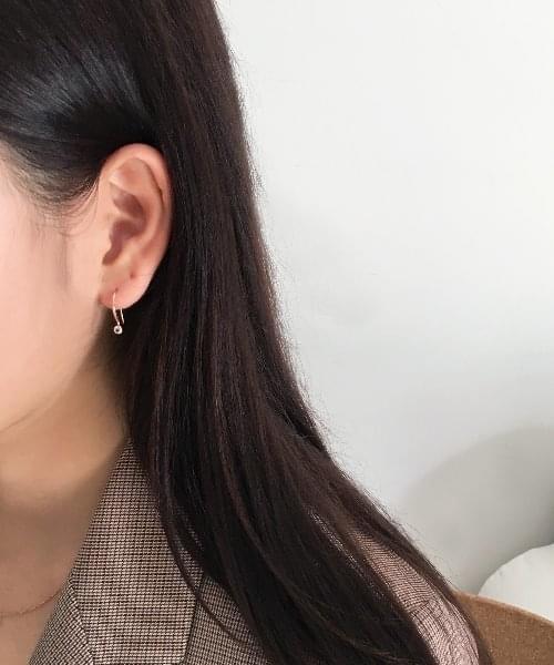 hook earring