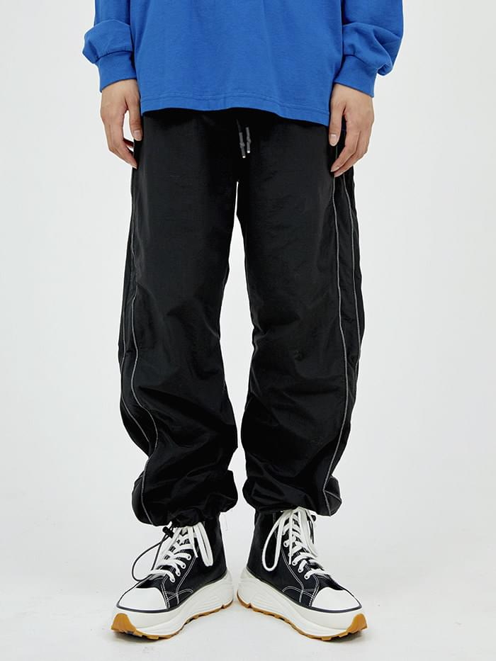 triple scotch line pants - men