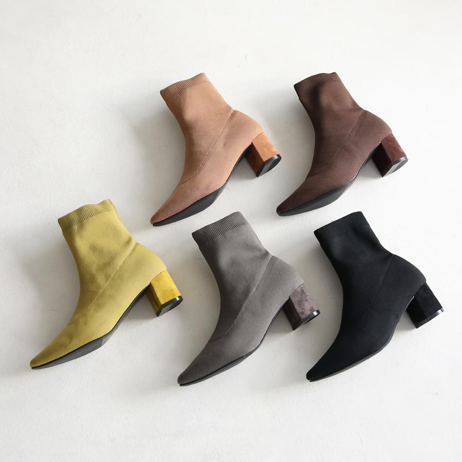 Reventa Sox Ankle Boots 5cm 靴子