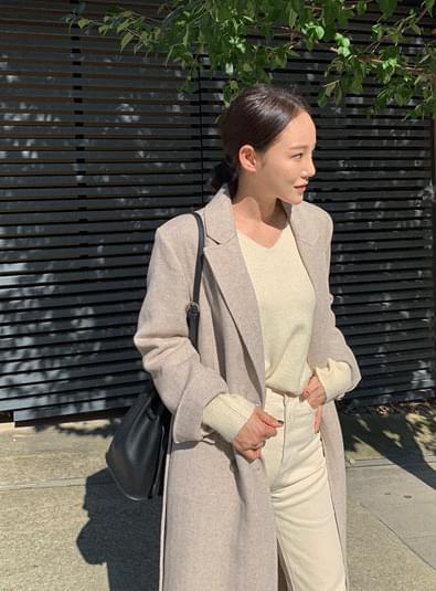 세인 핸드메이드 coat (*2color)