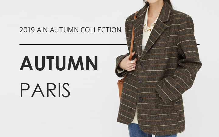 2019 AIN AUTUMN COLLECTION 10% OFF