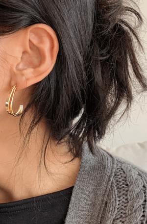 Zem No.395 (earring)