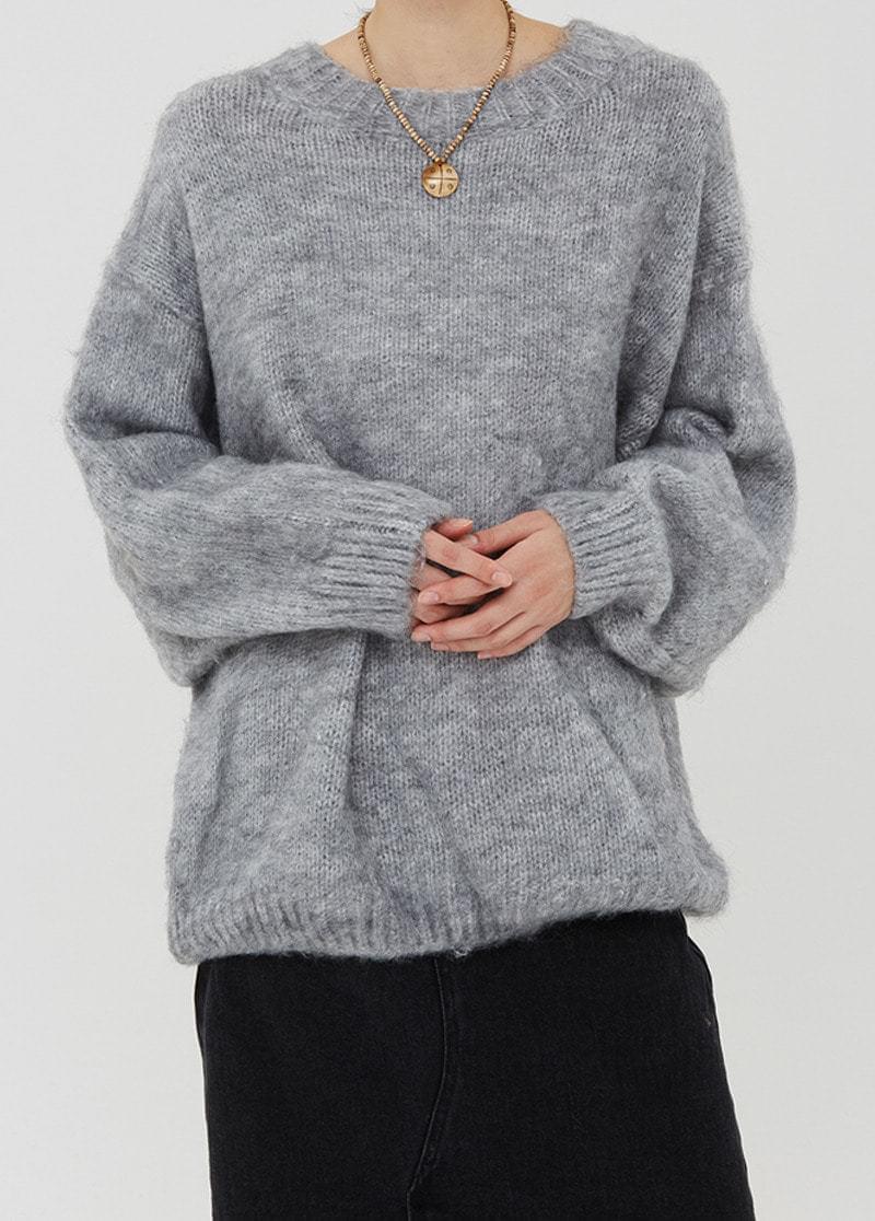 Milk Wool Knit