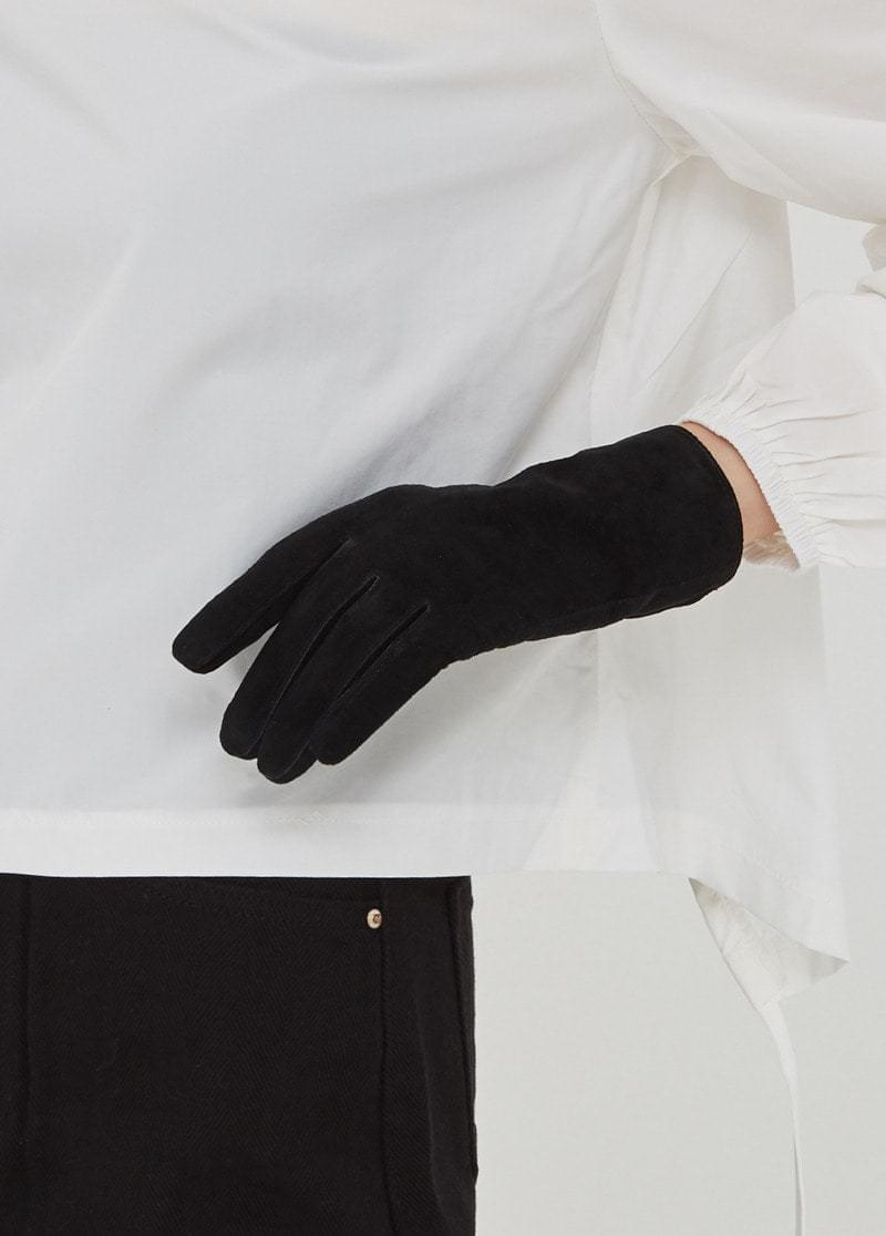 Real Leather Gloves
