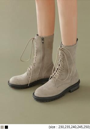 TRAIN LACE-UP HIGH WALKER - 2 TYPE