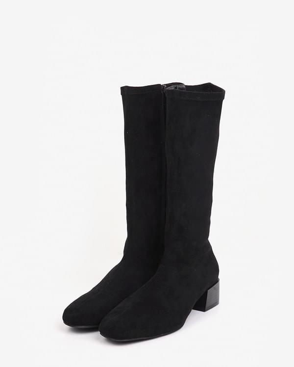 female half knee high boots