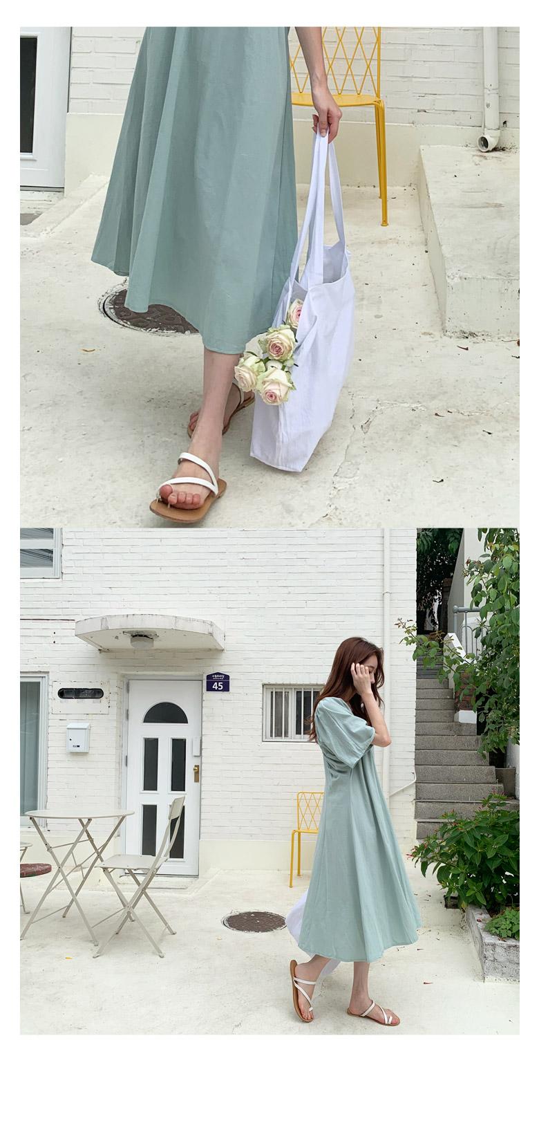 Angel long dress
