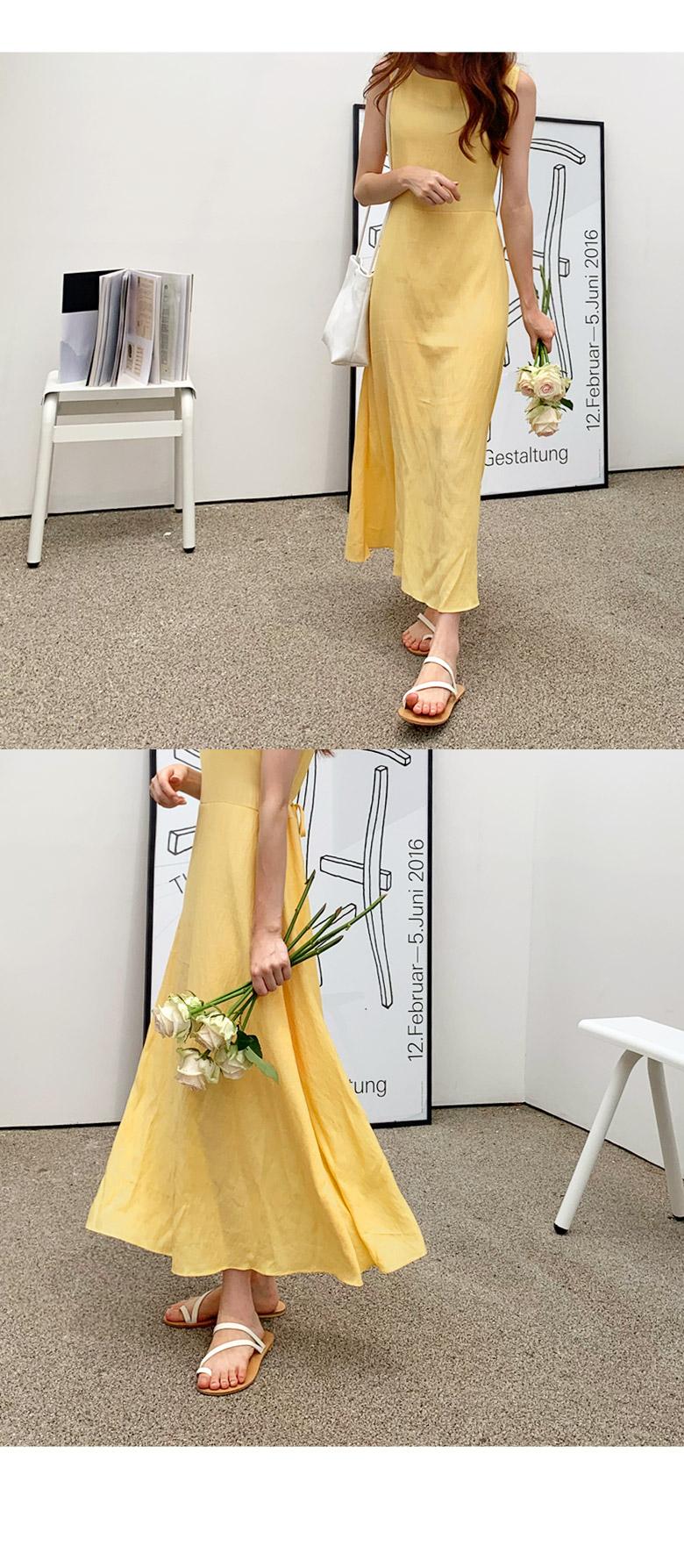 Riena Nashi long dress