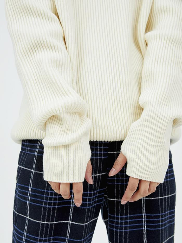 Andersen warmer knit - men