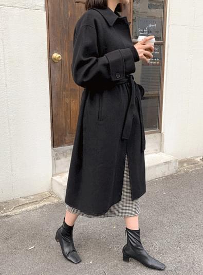 마레 핸드메이드 coat (*2color)