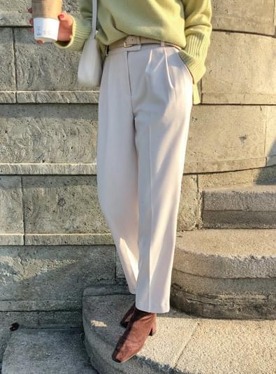 멜라드 pants (*3color)