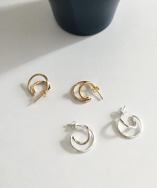 (silver925) lowa earring